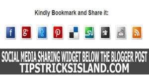 Install Social Media Popup Widget For WordPress