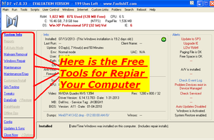 Repair Fox Your Computer Errors With D7