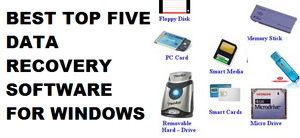 Top Five Best and Free Data Recovery Softwares