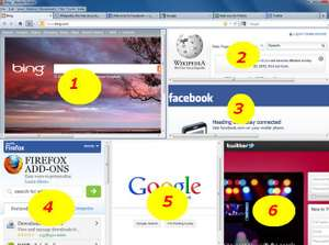 Browse Multi WebPages in a Single Tab for Firefox  Google Chrome