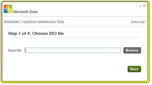 install windows 8 through usb