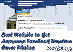 Best Website to Get Awesome Facebook Timeline Cover Photos
