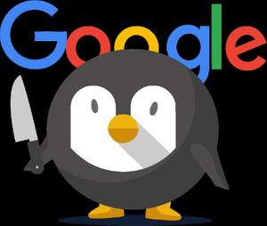 Google's recent algorithm update named Penguin