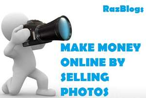 How to Make Money Online By Selling Photos