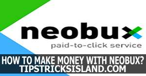 earn online money in Pakistan with NEOBUX