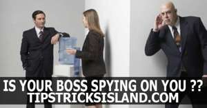 Is your boss spying on you? Some things to keep in mind
