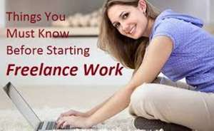 Things You Must Know Before Starting Your Freelancing Career
