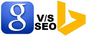 how google bing seo differ