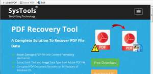 Efficient Solution for PDF Recovery