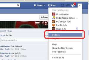 remove facebook spam