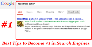 SEO Tips to Become Top in Search Engines