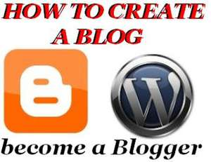 How to Create a Blog and Become a Blogger?