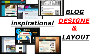 Inspirational Blog Designs Layouts