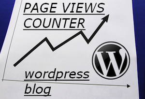 Stats Counter for Page and Posts Views for Wordpress
