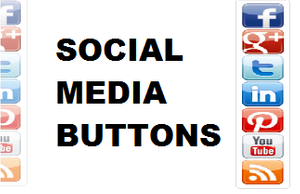 New Attractive Floating Social Media Profile Widget