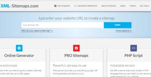online sitemap generator