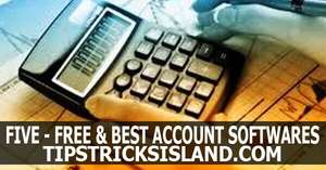 5 Free Best Accounting Softwares