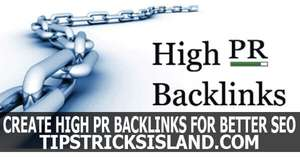 Make Free High Quality Backlinks For Better SEO