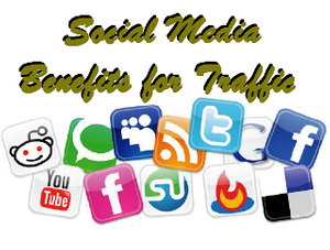 Social Media Benefits for Traffic