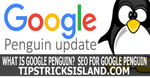 what is google pengin SEO for Google Pengiun
